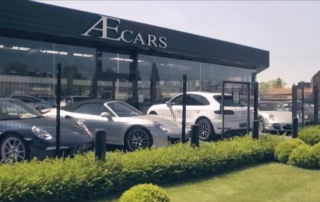 AE Cars @ Izegem, een naam die voor menig autoliefhebber als muziek in de oren klinkt