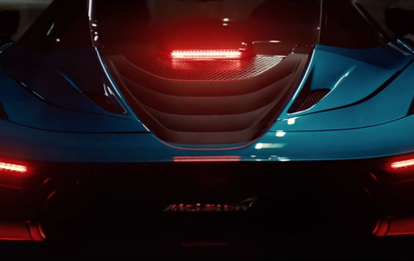 De nieuwe McLaren 720s Spider