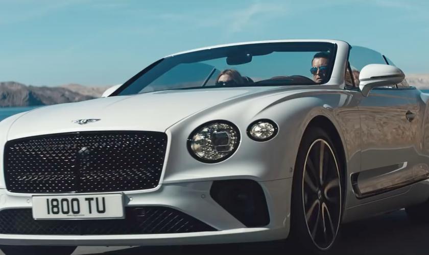 De nieuwe Bentley Continental GT Cabriolet