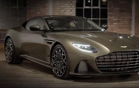 De Aston Martin DBS Superleggera is back.