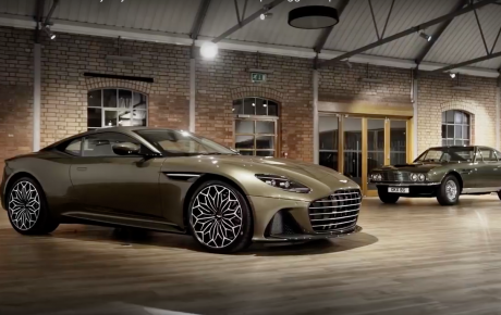 De Aston Martin DBS Superleggera is back.