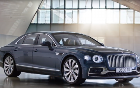 Bentley gaat rake klappen uitdelen.