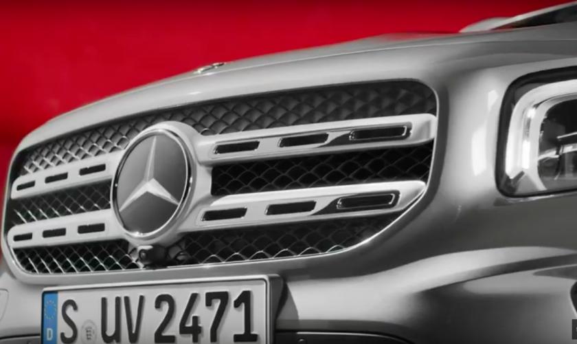 De komst van de Mercedes GLB is een feit.