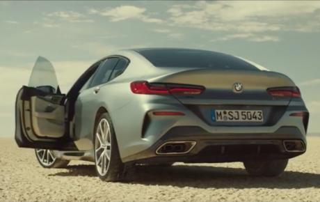 De eerste BMW 8 Gran Coupe is er en zet de puntjes even op de i.