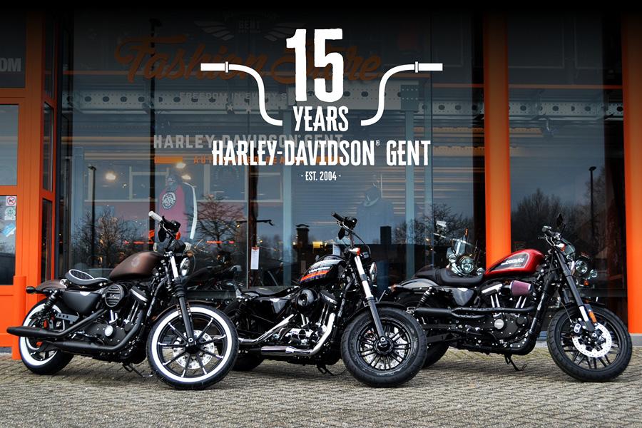 Harley-Davidson® Gent